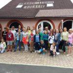Gyermektábor a Balatonnál