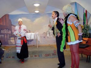 """""""ЗА ДВОМА ЗАЙЦЯМИ"""" 2006 р - 2"""