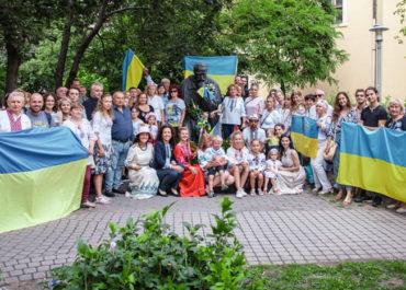 Заходи з нагоди Дня прапора та Дня незалежності України