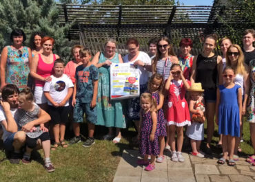 Український літній сімейний табір у Ніредьгазі