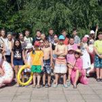 Літній табір в Balatongyörök