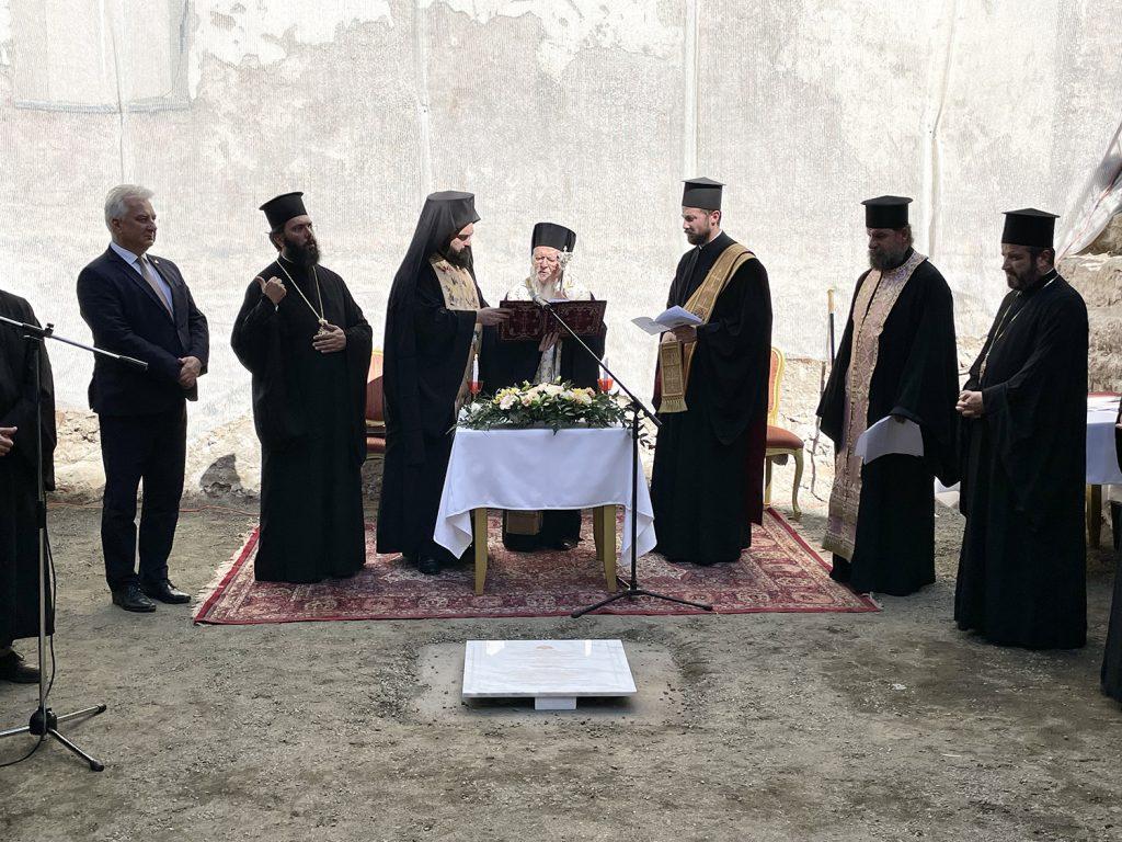 Візит Вселенського Патріарха Варфоломія І до Угорщини